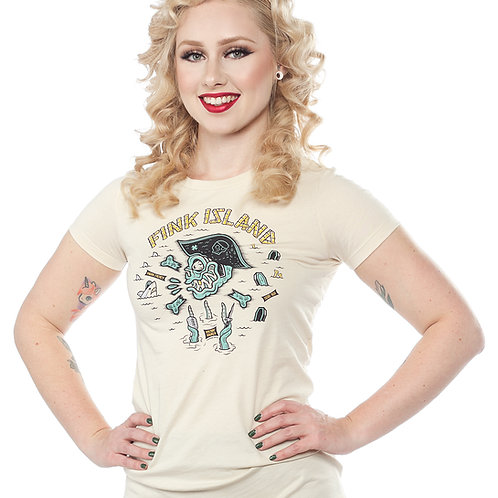 Fink Island Girls Tee