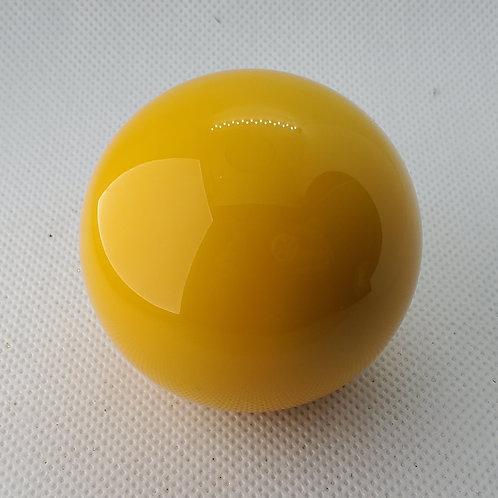 Retro Yellow floor shift ball