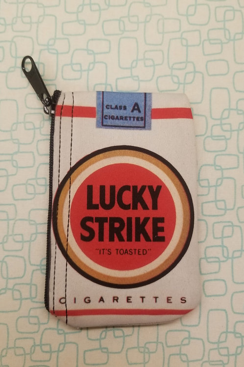 Lucky Strike Coin Purse