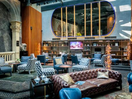 Enteriőrfotózás továbbképzés: Hotel Clark + Kiosk Buda