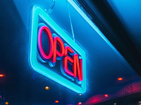 Hogy egyértelmű legyen: nyitva vagyok, dolgozom! 📸😊