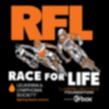 2019 Race For Life logo