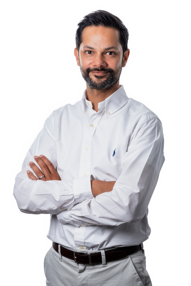 Asesh Sarkar Salary Finance Executive Headshot