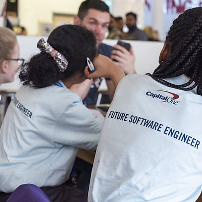 Capital One Coding Event