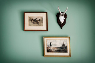 Nottingham property Photography picture on wall