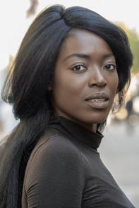 Actress Jade Lewis portrait