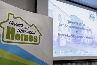 Newark & Sherwood Homes notthingham commercial photography
