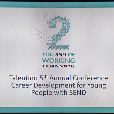 Talentino Conference - Nottingham