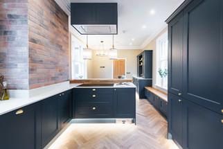 kitchen interior photography derby