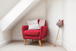 Nottingham Interior Photography - Red Ch