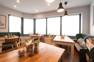 Nottingham interior photography of cafe