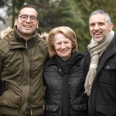 Alkiviades Family