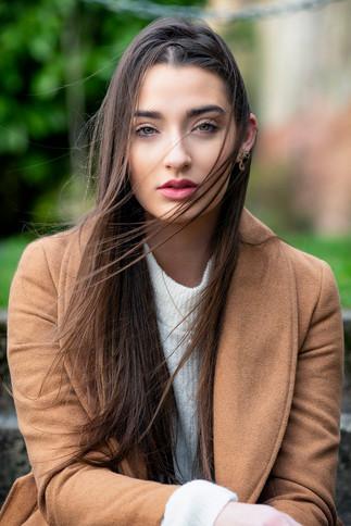 Nottingham Actor Portrait Photography
