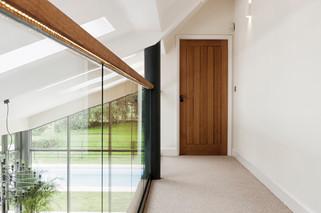 Nottingham Interior Photography hallway