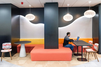 Capital One Offices Nottingham commercial photography