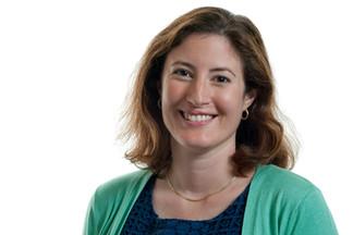 Amy Lenander headshot Capital One