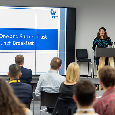 Capital One & Sutton Trust