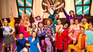 Review - Misfits School of Arts – a new musical funny, exuberant, and magical production