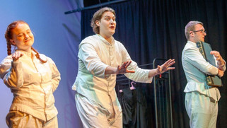Sydney review - William Shakespeare's Long Lost First Play (Abridged) : a comic masterpiece