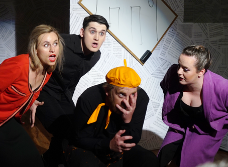 Sydney review - The Musical of Musicals (The Musical!): a delightful theatrical experience