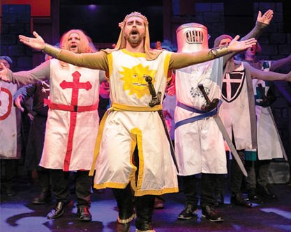 Review – Monty Python's Spamalot: rush out and buy tickets