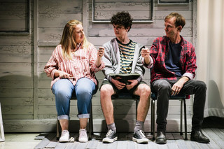 Review - The Holidays: A play of confusion