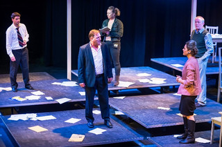 Sydney review- Glengarry Glen Ross: an engrossing dramatic black satire