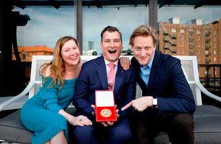 David McAllister awarded the RAD's Queen Elizabeth II Coronation Award
