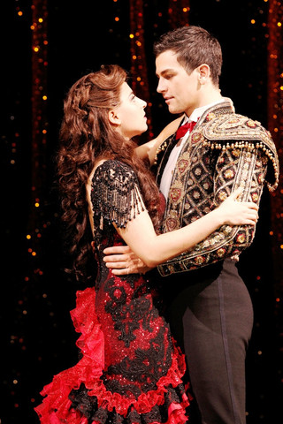 Review – Sparkle and glitter at Strictly Ballroom