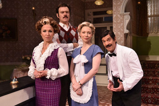 Review - Fawlty Towers – Live: Classic farce brilliantly done