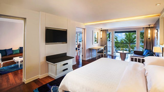 New Sheraton resort on Koh Samui