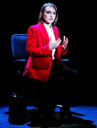 Suzie Miller's award-winning play takes aim at Australia's legal system