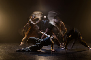 Danny Harley and Australasian Dance Collective tangle in Aftermath
