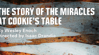 Queensland Theatre's free live reading of Miracles at Cookie's Table