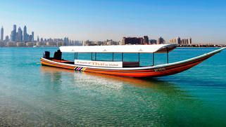 Thai long-tail boat trips in Dubai