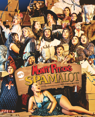 Review - BAMT's Spamalot: crazy, riotous and vibrant