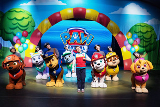 New PAW Patrol Live! Race to the Rescue Shows for Australian Tour