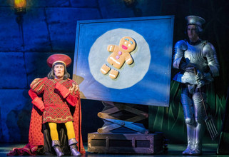 Todd Mckenney to play Lord Farquaad in Brisbane season of Shrek the Musical