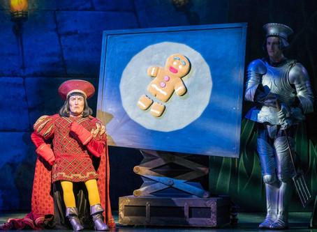 Todd McKenney to play Lord Farquaad in Brisbane season of Shrek the Musical
