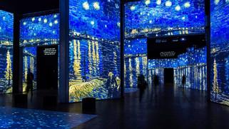 Van Gogh Alive comes to life at Northshore Brisbane this October