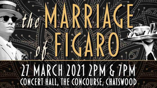 Pocket-size opera: The Marriage of Figaro showcases stars of the future Pacific Opera