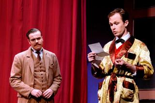 Sydney review - Sherlock Holmes & The Death on Thor Bridge:  a theatrical pleasure