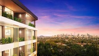 Luxury oasis in Sydney's Ashfield