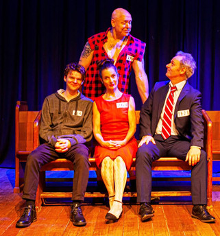 Sydney season for The Wolves Theatre Company's Marooned