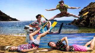 Review -  Mamma Mia:  a foot-stomping hit