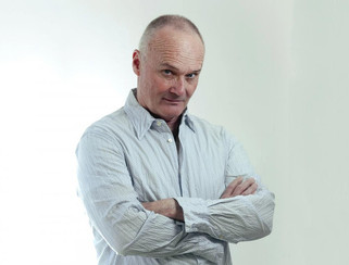 A visit from Creed Bratton from the US version of The Office