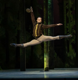 Queensland Ballet's Joel Woellner promoted to Principal Artist