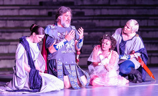 Review – Titus, Shakespeare's bloody tragedy