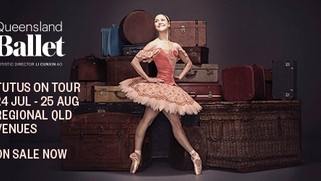Journey with Queensland Ballet on its first regional Supporters' Tour