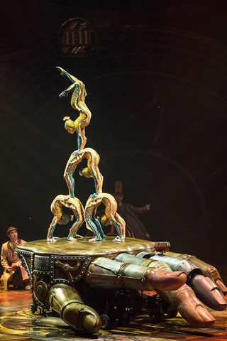 Review - Cirque du Soleil: Kurios - Cabinet of Curiosities: be prepared to be amazed
